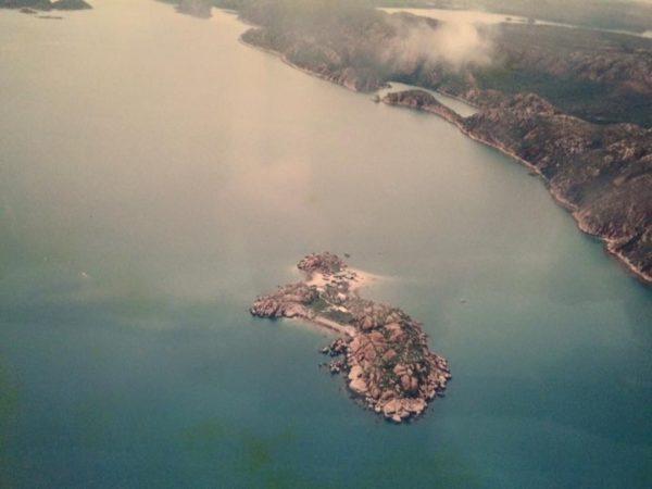 Turtle Island Cone Bay